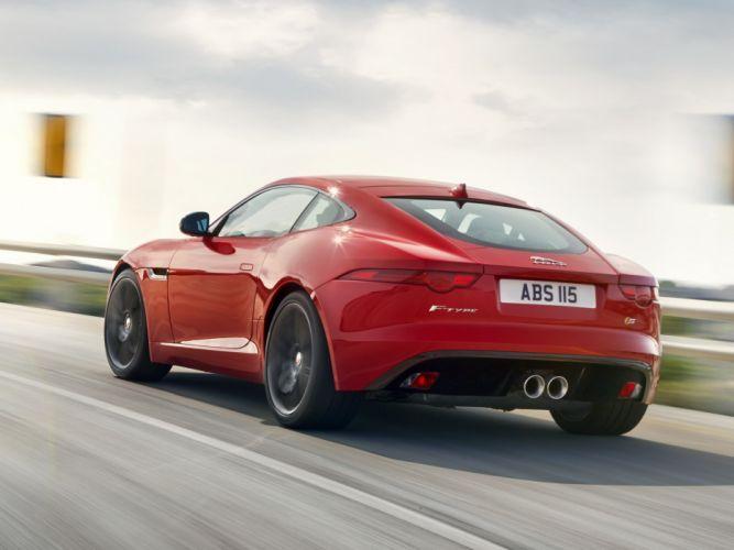 2014 Jaguar F-Type S Coupe g wallpaper
