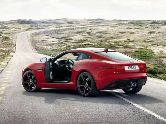 2014 Jaguar F-Type S Coupe h wallpaper