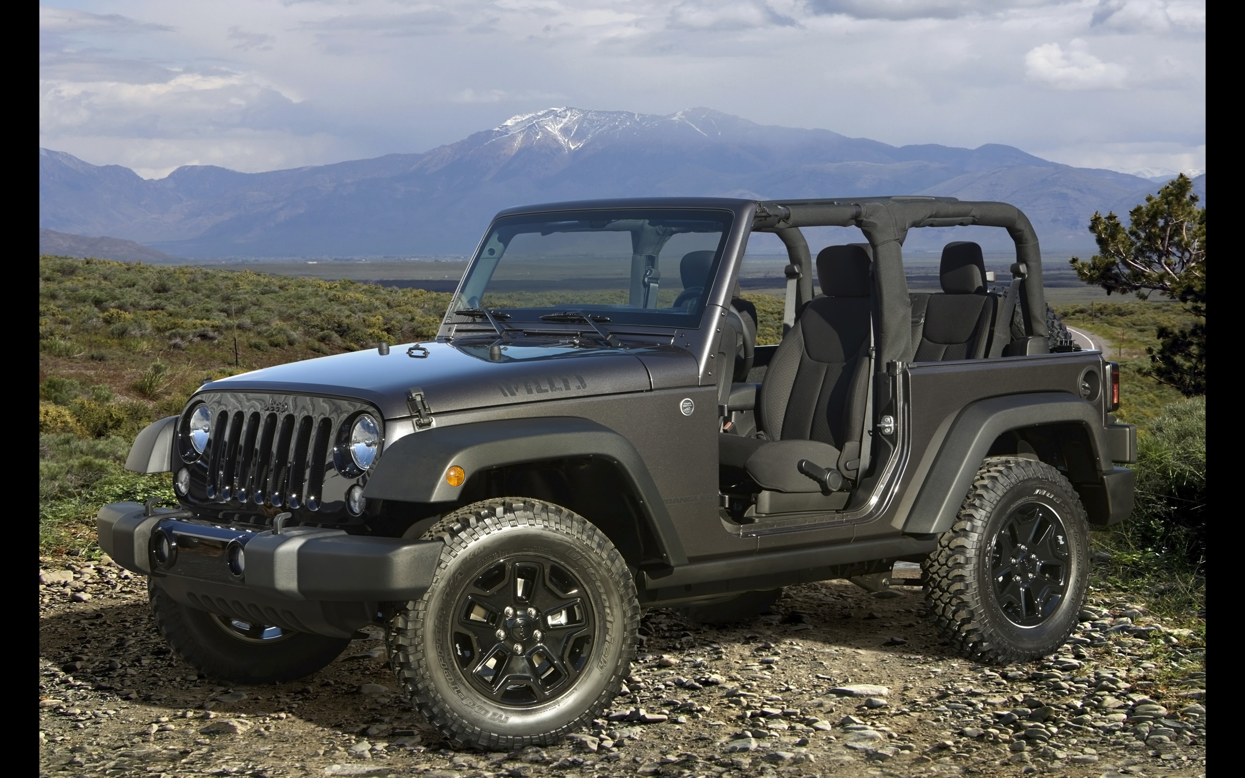 2014 jeep wrangler willys wheeler 4x4 g wallpaper 2560x1600 178260 wallpaperup. Black Bedroom Furniture Sets. Home Design Ideas