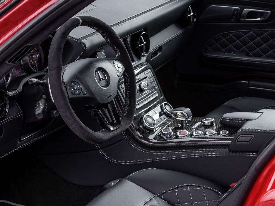 2014 Mercedes Benz SLS 63 AMG GT (C197) supercar interior       g wallpaper