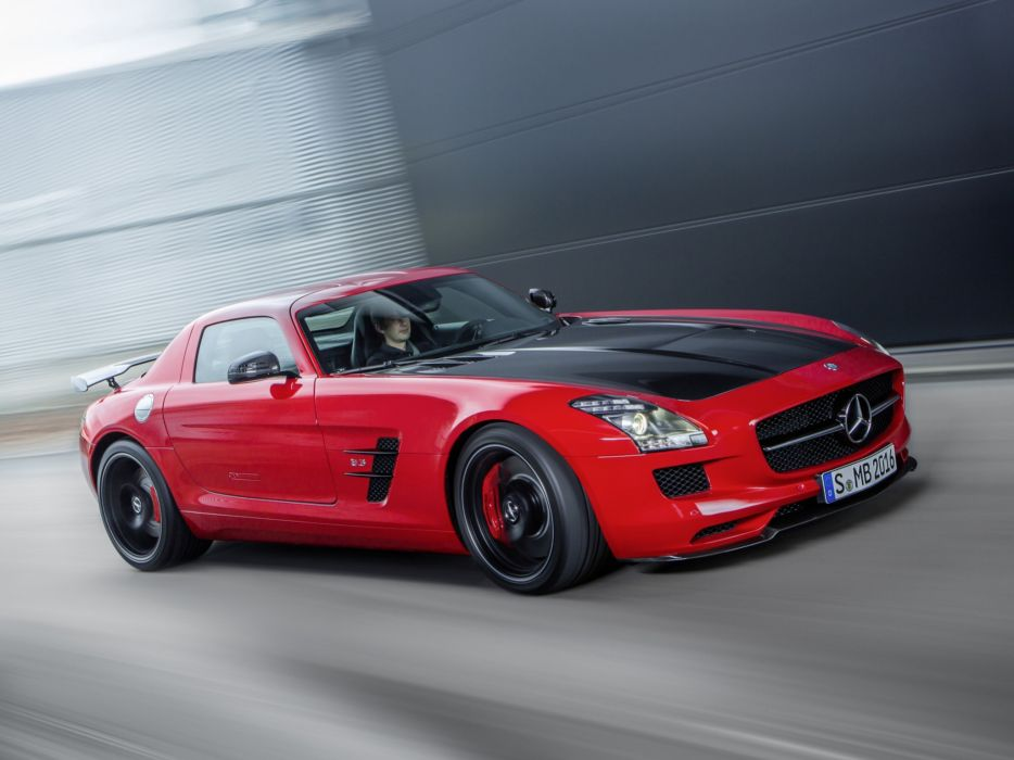 2014 Mercedes Benz SLS 63 AMG GT (C197) supercar   g wallpaper