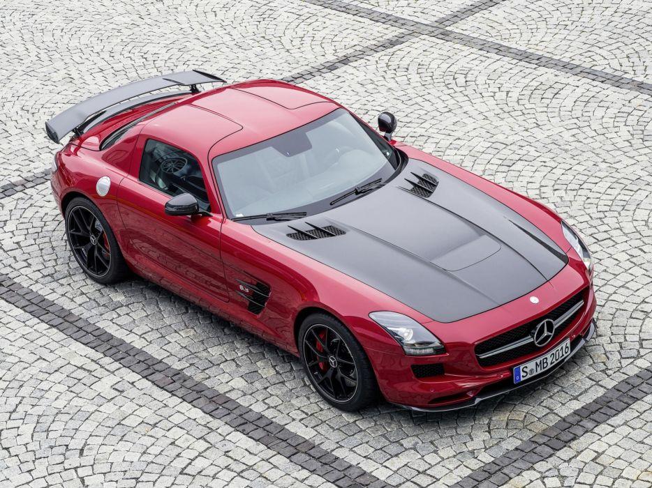 2014 Mercedes Benz SLS 63 AMG GT (C197) supercar    gq wallpaper