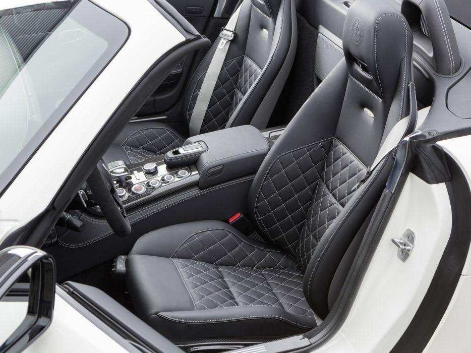 2014 Mercedes Benz SLS 63 AMG GT Roadster (R197) supercar g-t 6-3 interior        g wallpaper