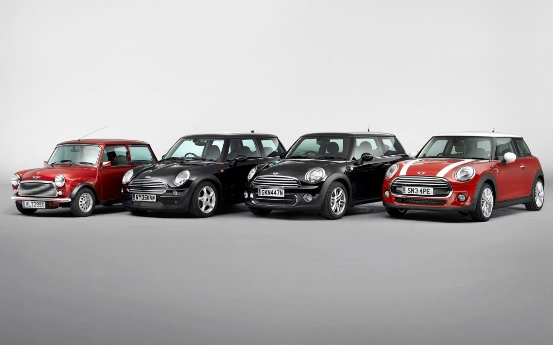 2014 Mini Cooper      f wallpaper