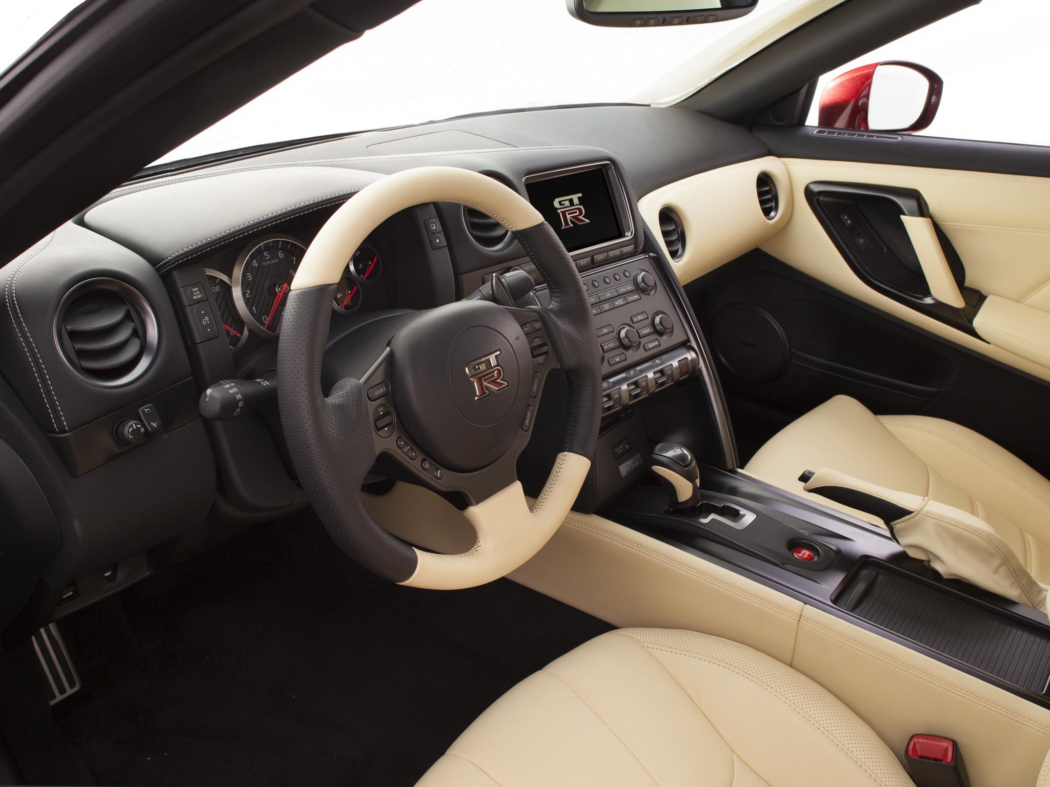 Amazing 2014 Nissan GT R US Spec (R35) Supercar Interior G Wallpaper | 2048x1536 |  178305 | WallpaperUP