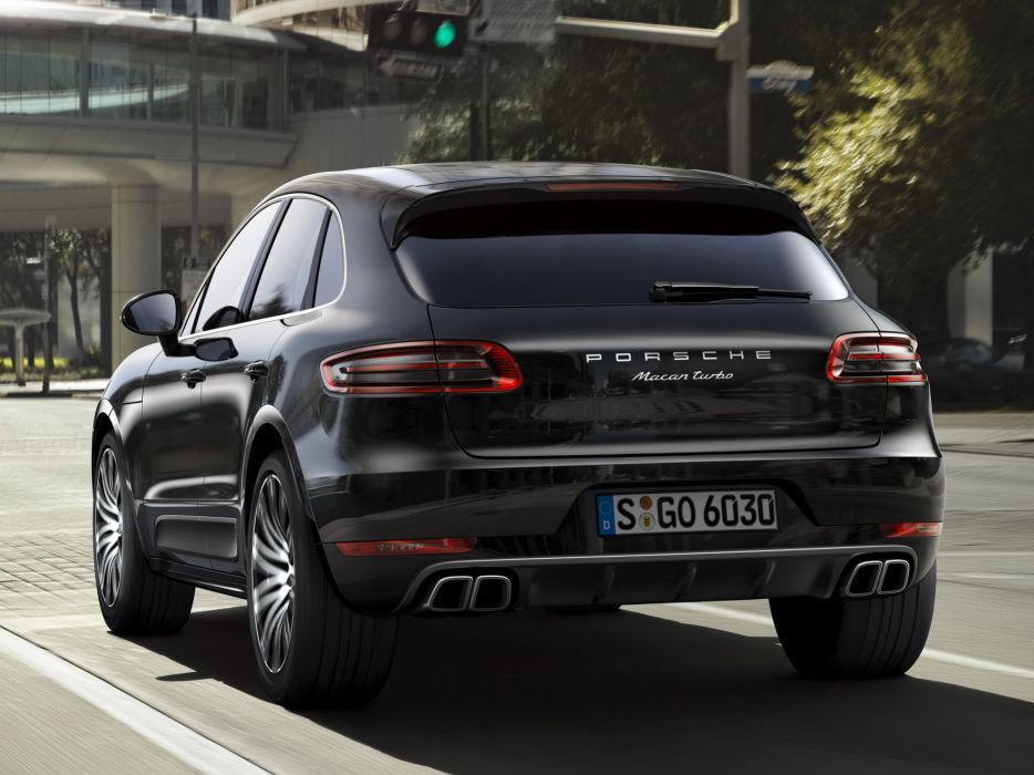 2014 Porsche Macan Turbo        g wallpaper