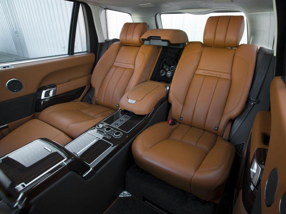 2014 range rover autobiography black lwb l405 suv luxury interior