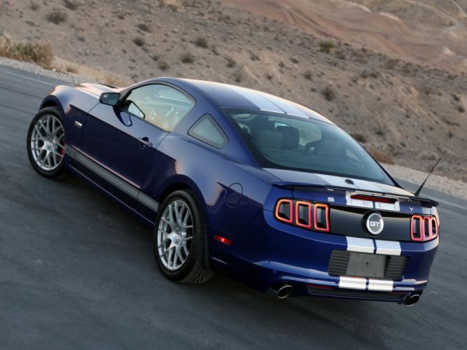 2014 Shelby Ford Mustang GT-SC muscle g wallpaper