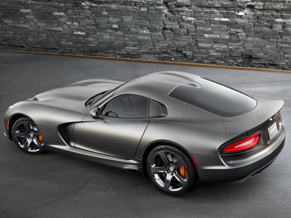 2014 SRT Dodge Viper GTS Carbon supercar muscle   f wallpaper
