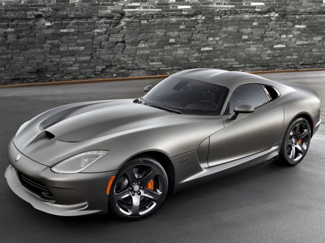 2014 SRT Dodge Viper GTS Carbon supercar muscle g wallpaper