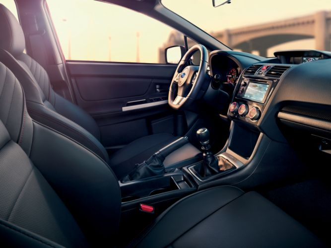 2014 Subaru WRX interior h wallpaper