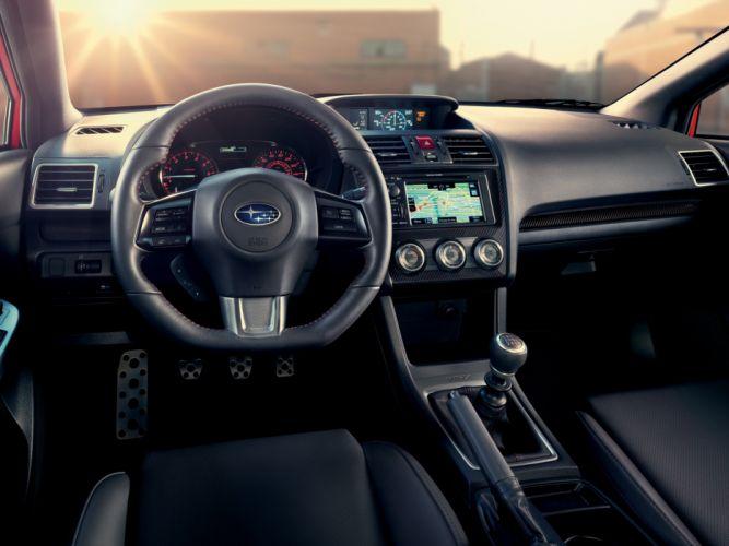 2014 Subaru WRX interior t wallpaper