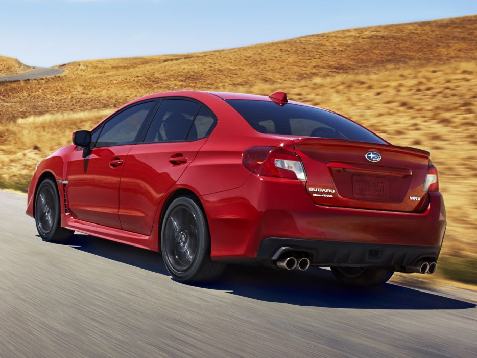 2014 Subaru WRX  g wallpaper