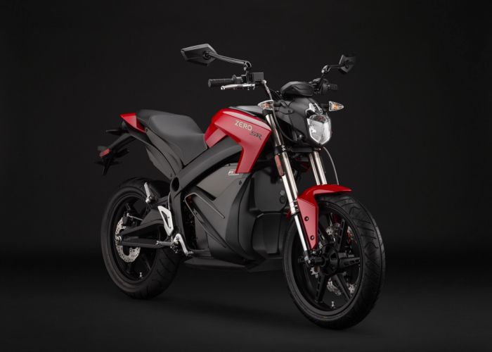 2014 Zero SR electric motorbike bike f wallpaper