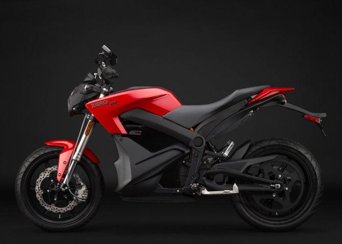 2014 Zero SR electric motorbike bike d wallpaper