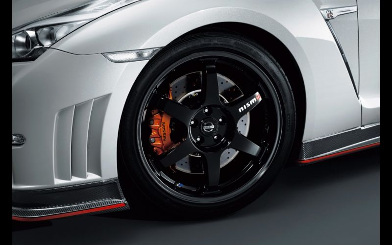 2015 Nissan GT-R NISMO supercar wheel g wallpaper