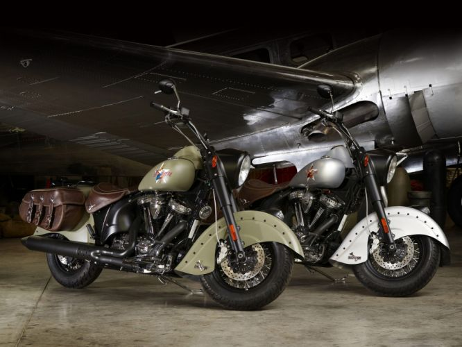 Indian Motorcycles a Chief Bomber Limited Edition 2010_ wallpaper