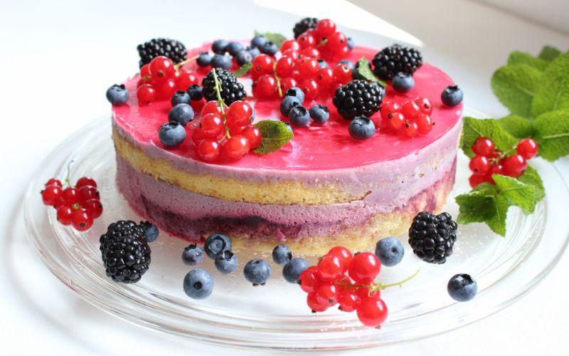 dessert sweet cake wallpaper