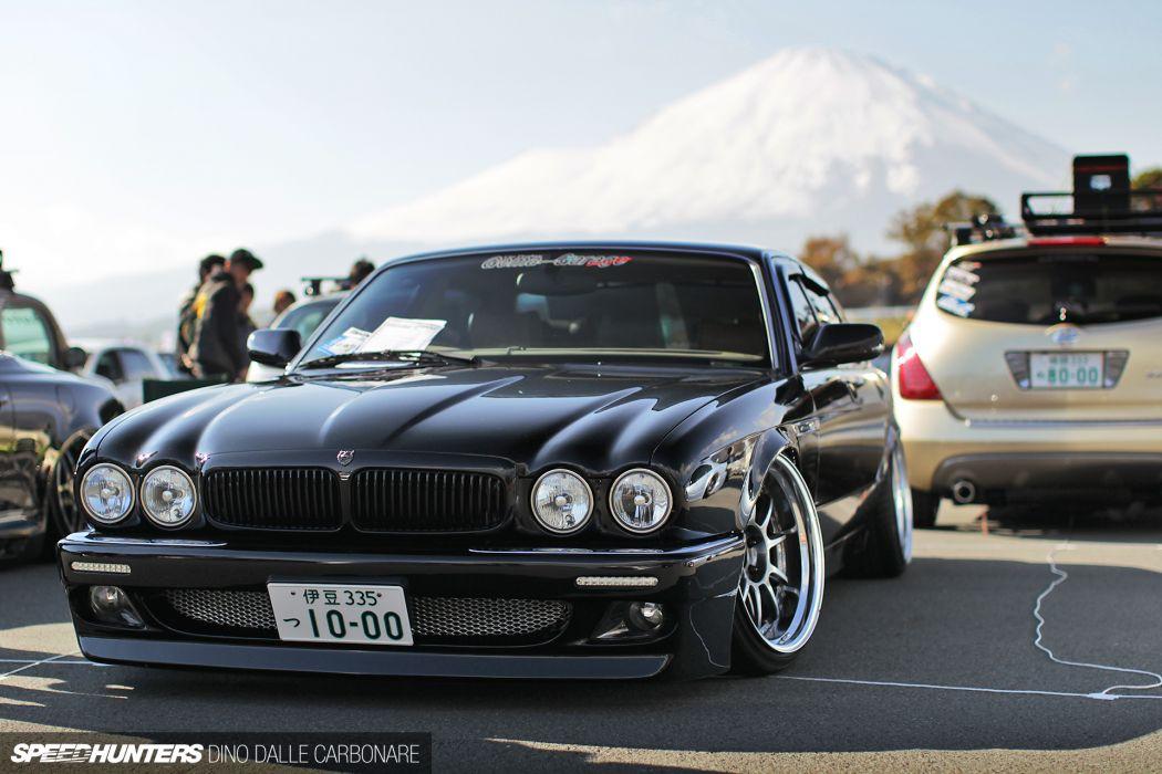 Jaguar Slammed lowrider tuning     f wallpaper