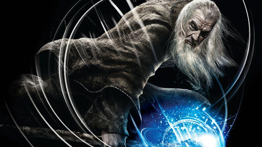 Lord of the Rings Men Gandalf Games Fantasy wizard magic lotr f wallpaper