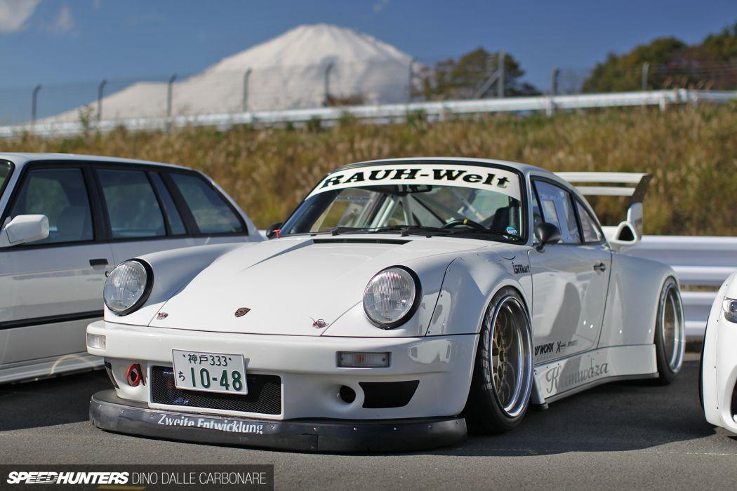 Porsche Rauh-Welt tuning supercar wallpaper