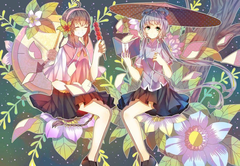 Vocaloid China       d wallpaper