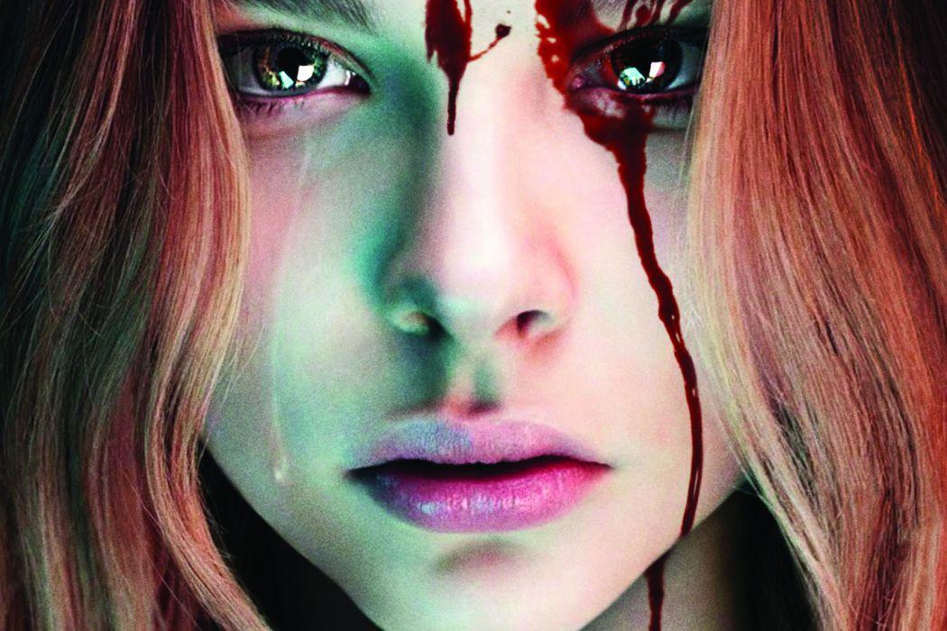 CARRIE horror dark blood    v wallpaper
