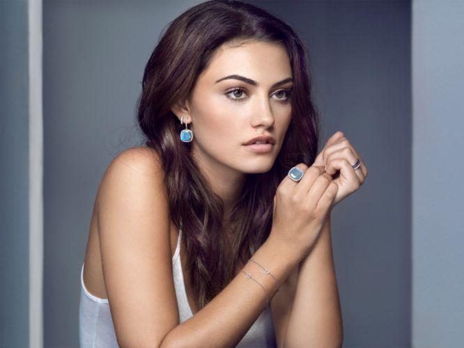 Phoebe Tonkin fashion model actress e7 wallpaper