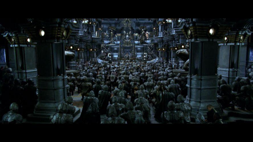 CHRONICLES OF RIDDICK sci-fi fantasy f wallpaper