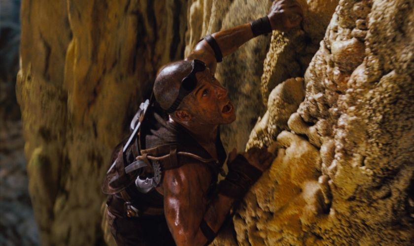 CHRONICLES OF RIDDICK sci-fi vin diesel warrior movie gs wallpaper