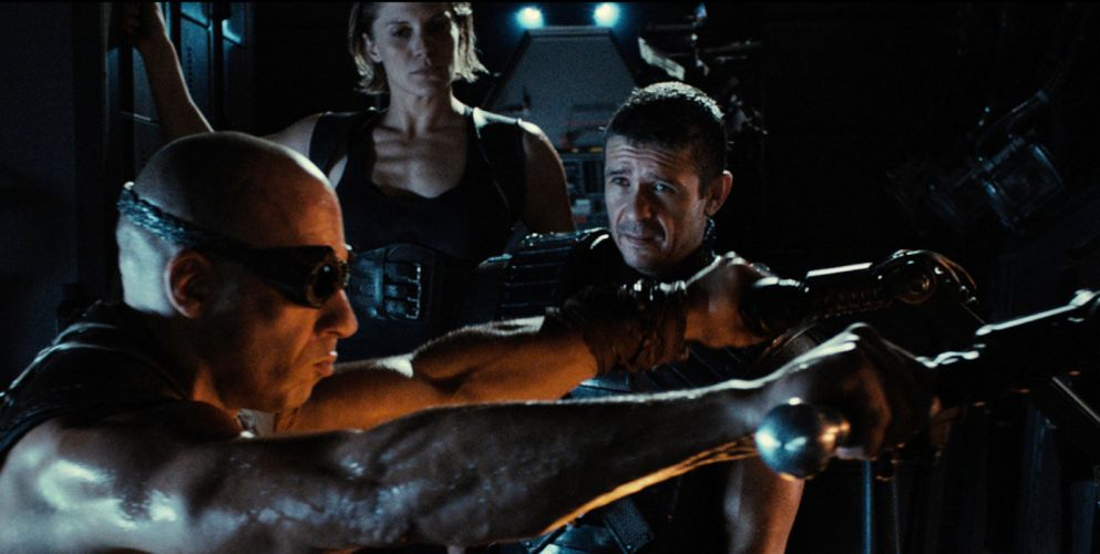 CHRONICLES OF RIDDICK sci-fi vin diesel warrior movie r wallpaper