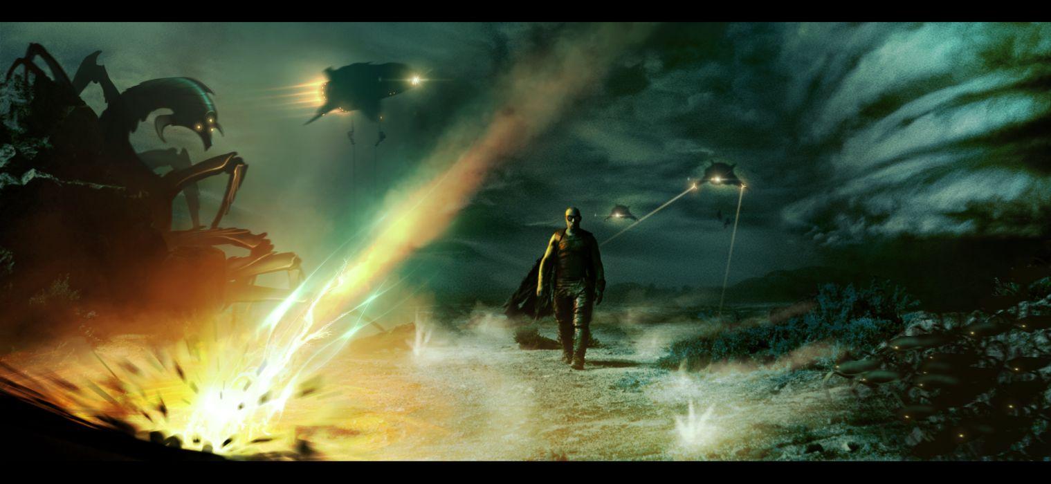 CHRONICLES OF RIDDICK sci-fi fantasy warrior    g wallpaper