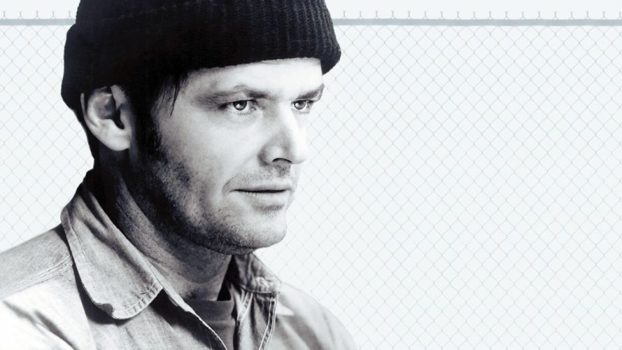 ONE FLEW OVER THE CUCKOOS NEST jack nicholson hd wallpaper