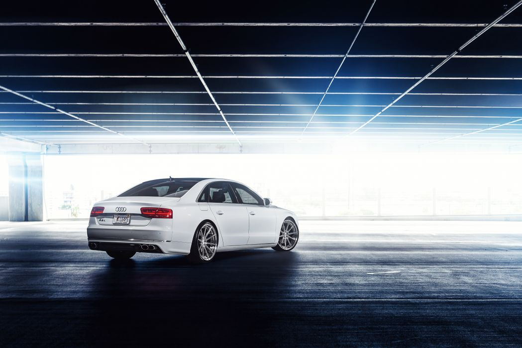 ADV_1 Audi A8 wallpaper