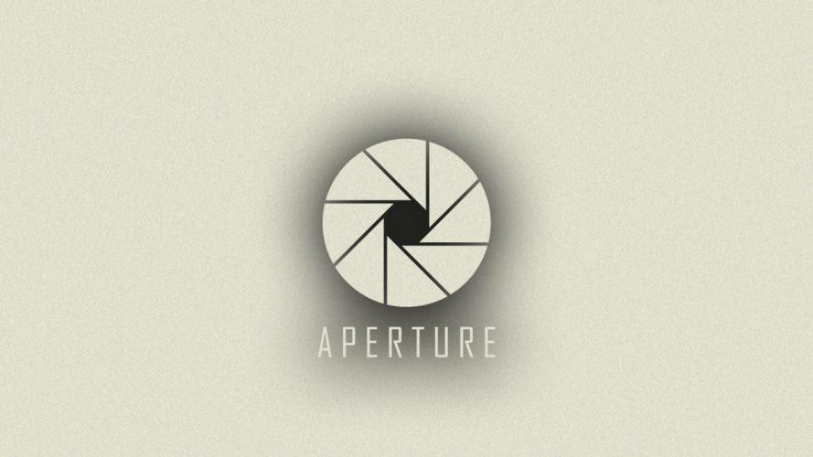 Aperture Portal wallpaper