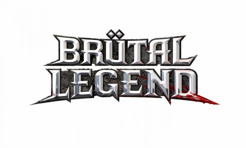 BRUTAL LEGEND game fantasy poster f wallpaper