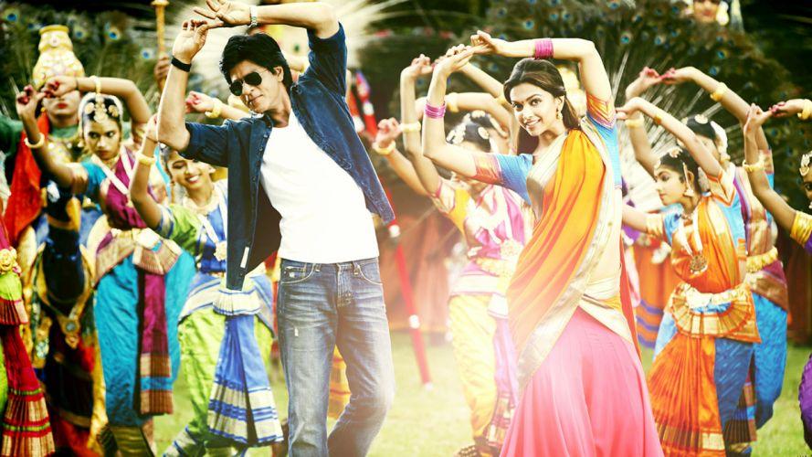 CHENNAI EXPRESS action dance f wallpaper