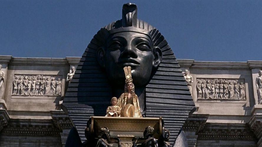 CLEOPATRA Elizabeth Taylor drama history egypt fantasy rw wallpaper
