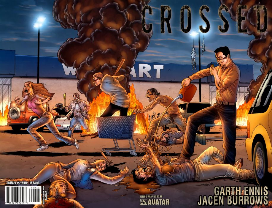 CROSSED avatar-press anarchy dark      f wallpaper
