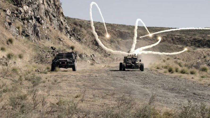 DEATH RACE INFERNO Action Crime Thriller battle weapon offroad f wallpaper