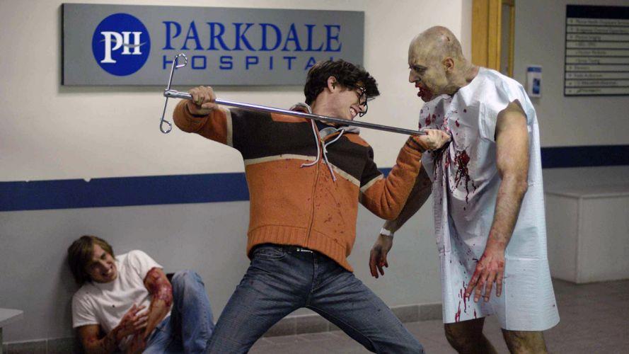 DIARY OF THE DEAD Horror Sci-Fi dark zombie blood f wallpaper