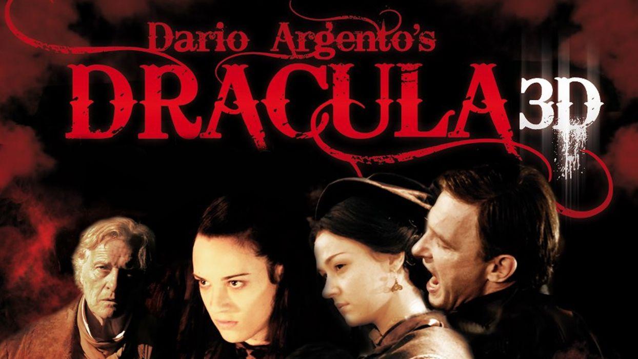 DRACULA Horror Romance Thriller vampire poster       f wallpaper