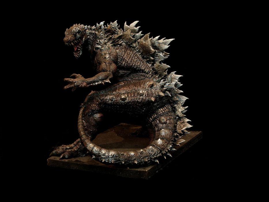 GODZILLA sci-fi fantasy action dinosaur monster        e wallpaper