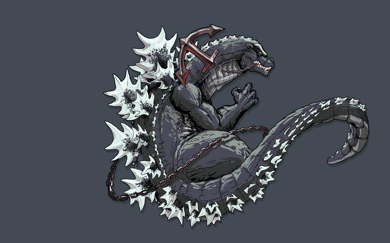 wallpaper godzilla monster dinosaur - photo #25