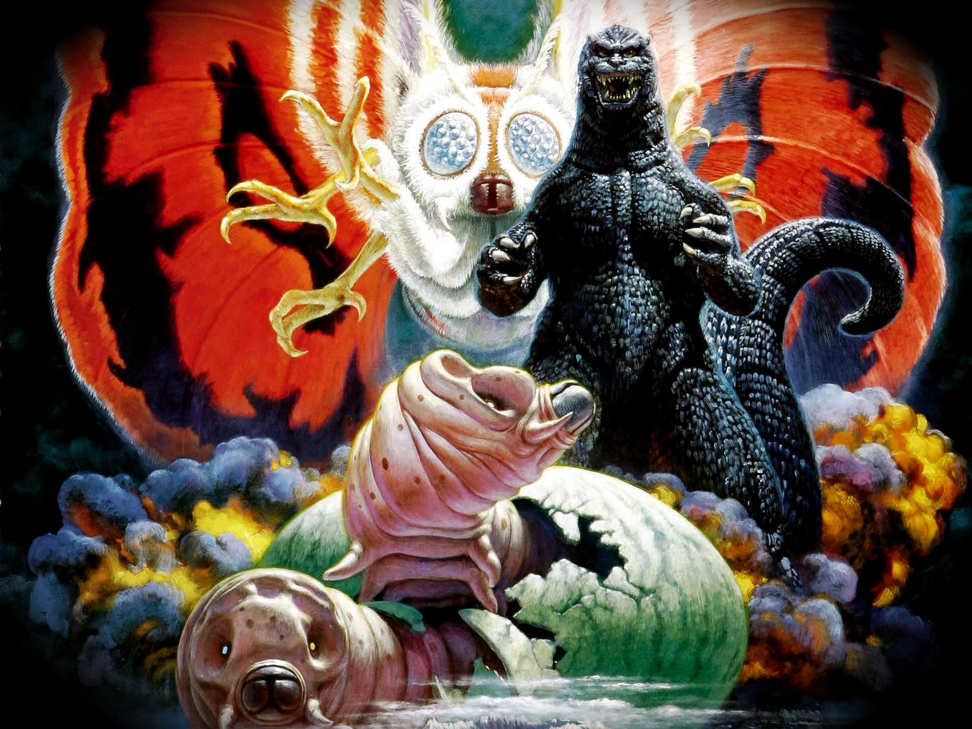 wallpaper godzilla monster dinosaur - photo #33