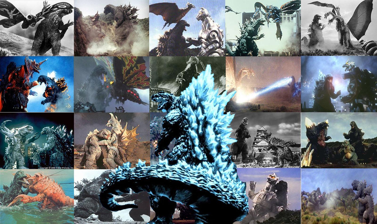wallpaper godzilla monster dinosaur - photo #32