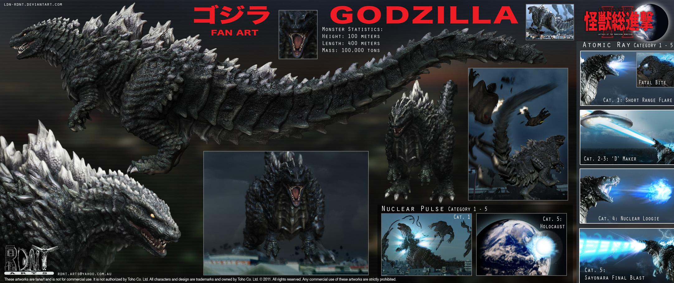 wallpaper godzilla monster dinosaur - photo #34