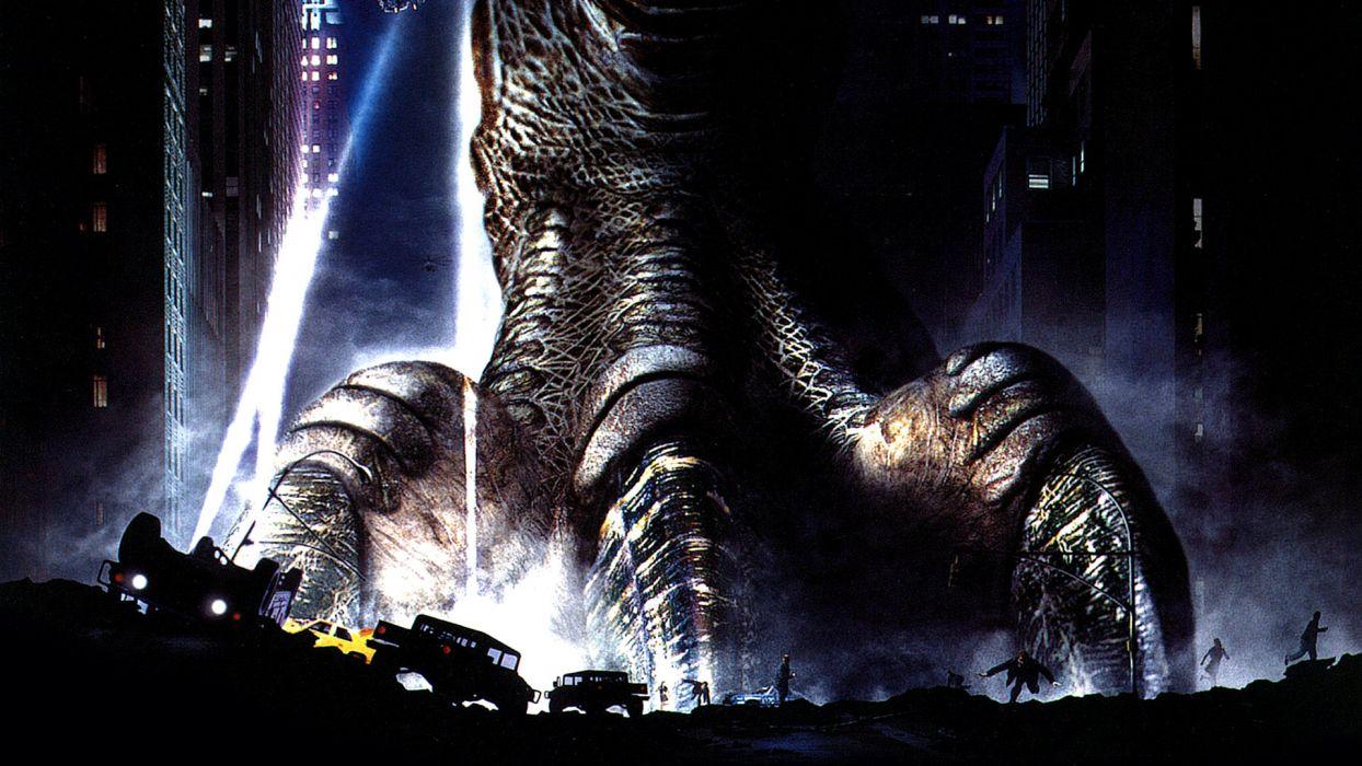 GODZILLA sci-fi fantasy action dinosaur monster r wallpaper
