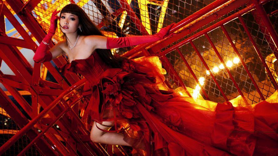 HERUTA SUKERUTA horror thriller fantasy asian girl f wallpaper