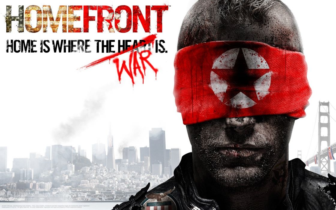 HOMEFRONT game       f wallpaper